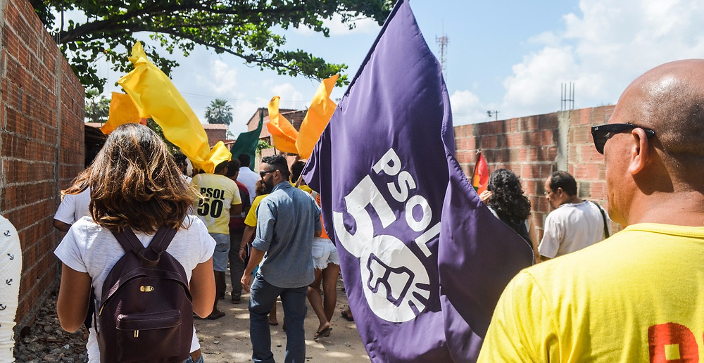 Abertura da campanha eleitoral de 2016, no Bom Jar