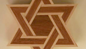 Six Pointed Star for a Segmented Turning Feature Ring