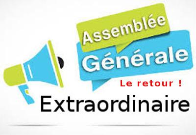Assemblée générale extraordinaire #2