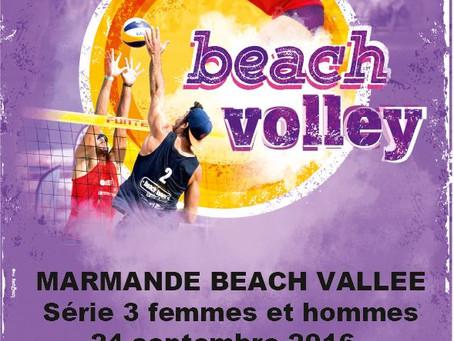 Beach Vallée 2016 #2