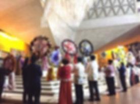 2019 Simbang Gabi Commissioning Mass and