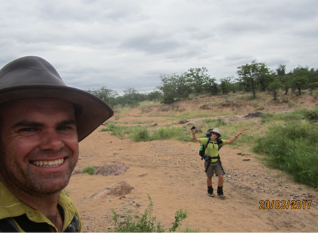 There is something special about Hiking Safaris...
