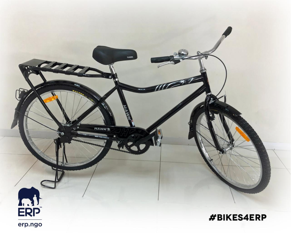 The #BIKES4ERP Bicycle