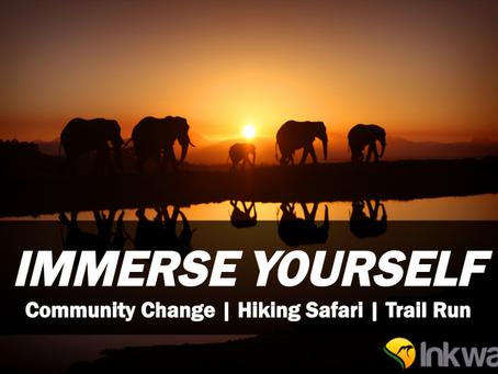 #Bushveld2020 - A life-changing adventure!