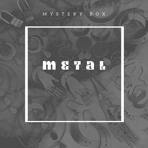 Metal Mystery Box