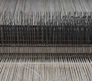 weaving cashmere fabric