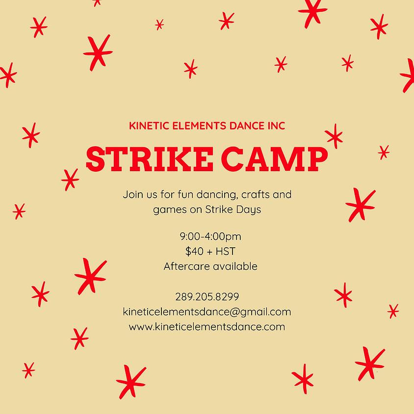 Strike Day Camp February 12, 2020
