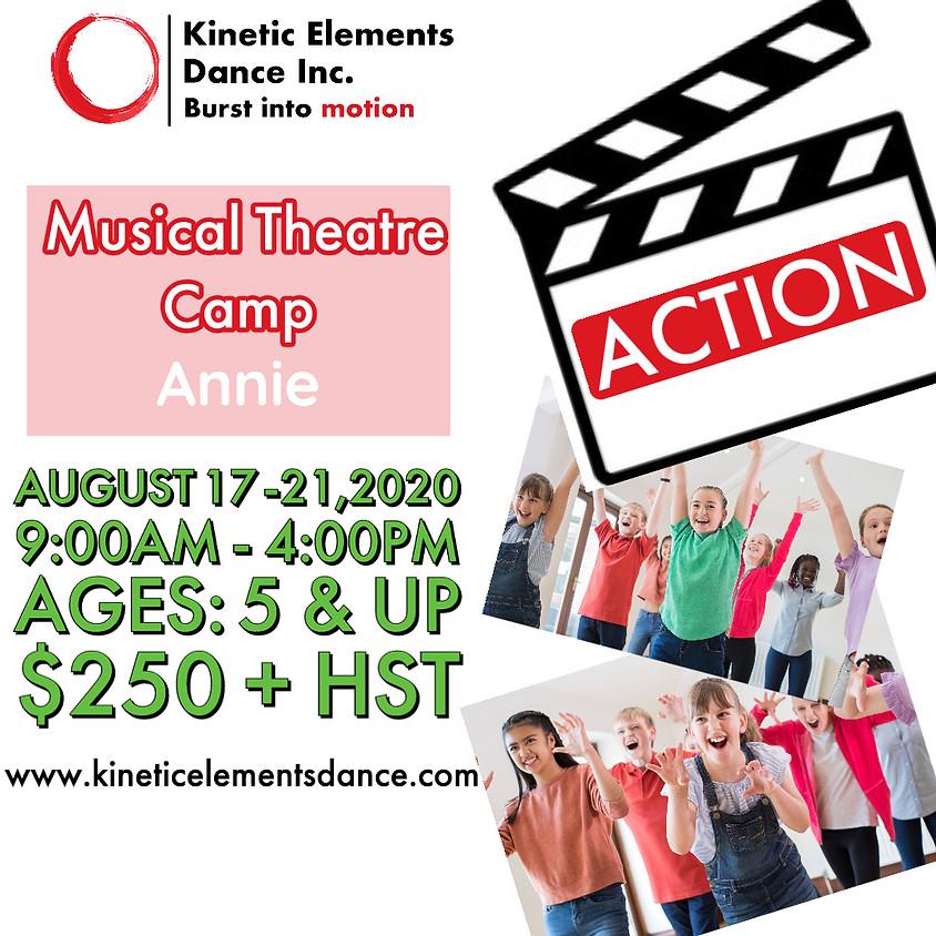 Musical Theatre Camp - Annie