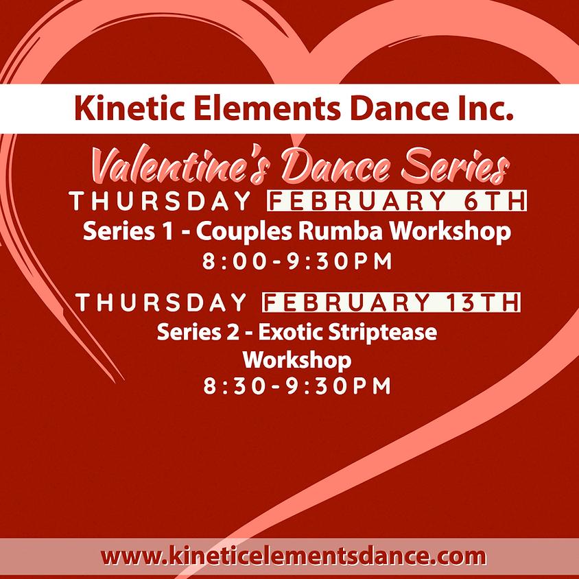 Valentine's Dance Series 1