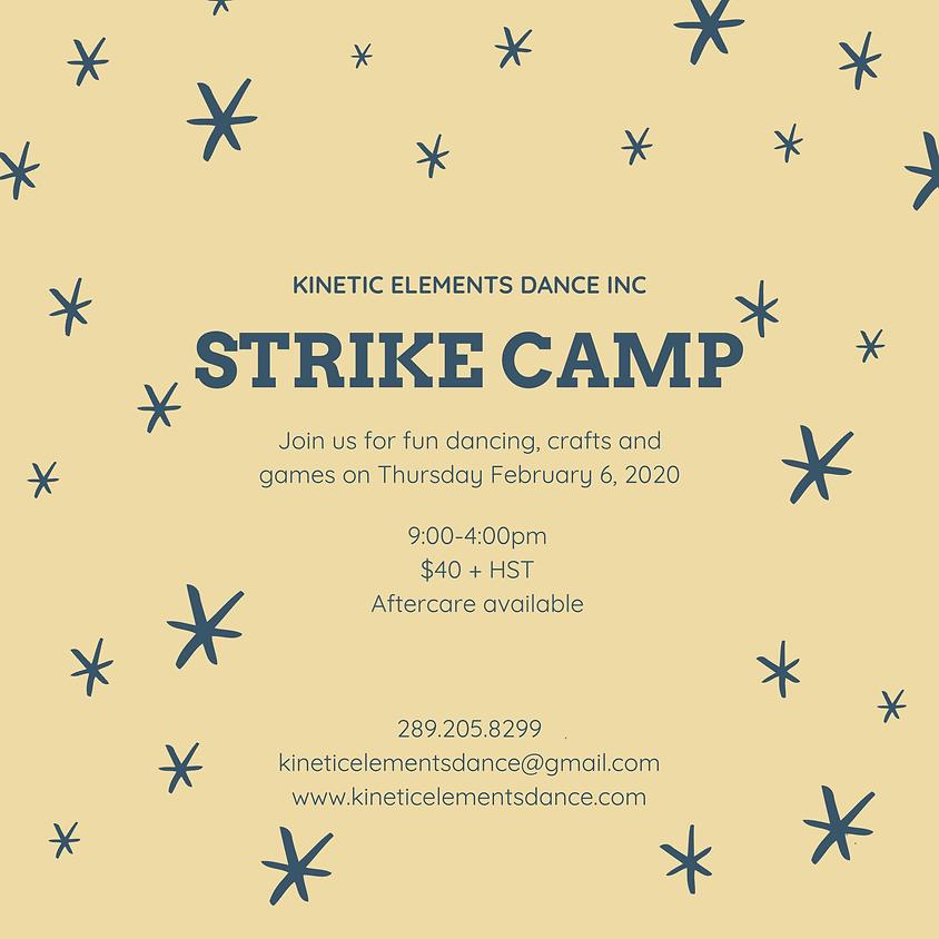 Thursday Strike Dance Camp