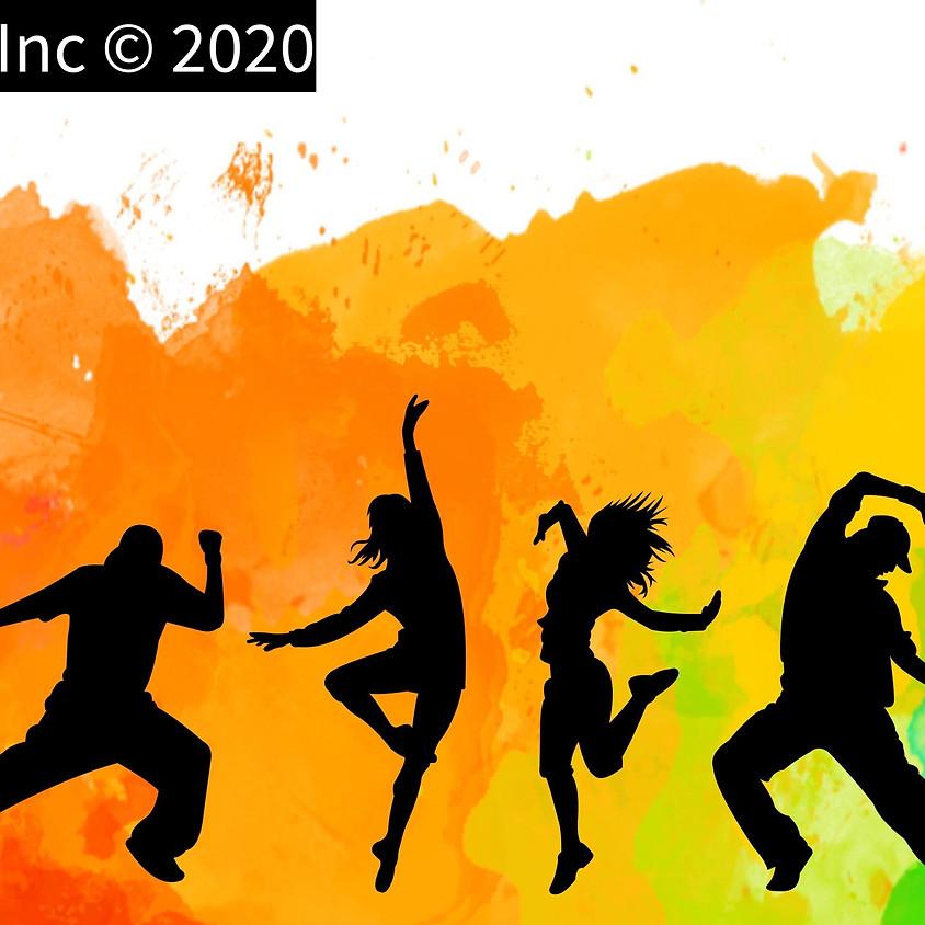 Beginner Contemporary/Modern Dance