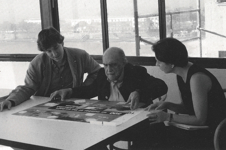 1999 oscar niemeyer judging