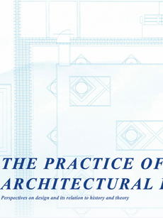 The Practise of Architectural Research 2020
