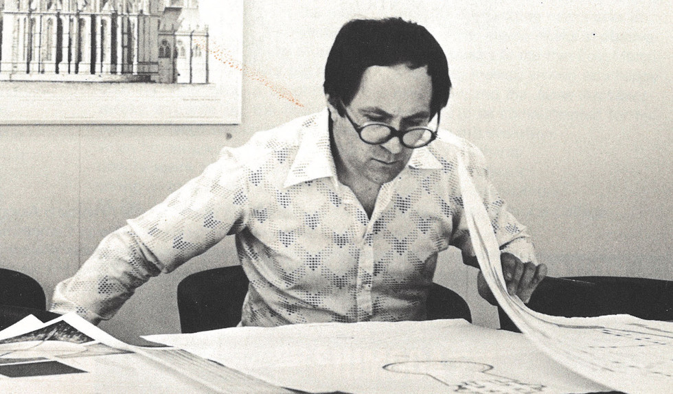 1977 peter cook judging