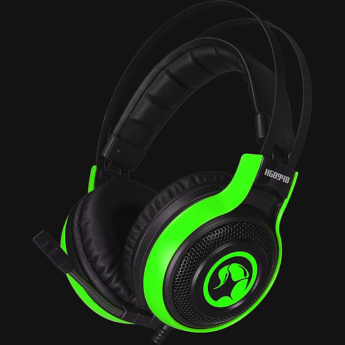 HEADSET GAMER MARVO H8948 C/MIC USB