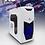 Thumbnail: Gabinete Gamer Liketec X3 Branco (LED/USB3.0/Lat.Acríl.)