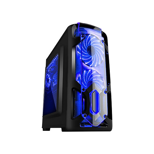GABINETE GAMER MARVO CA-113