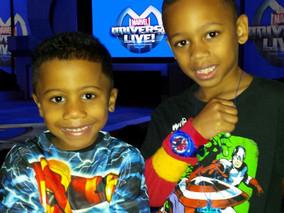 January 2015's God's Mighty Kids