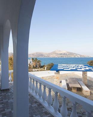 seafront house Irini Paros