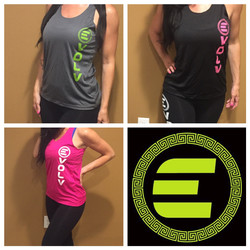 Women's Racerback Tanks
