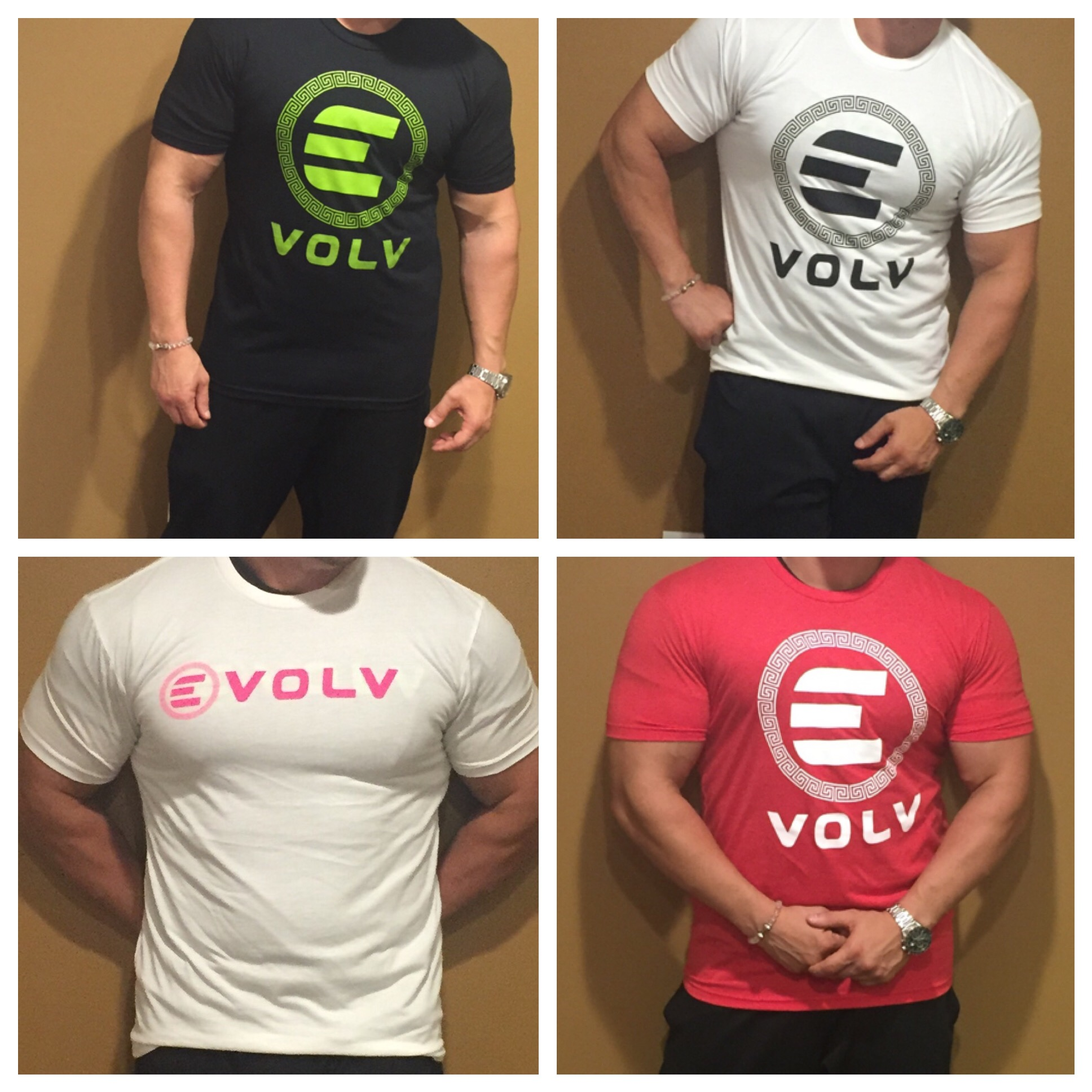 Men's Evolv T-shirts