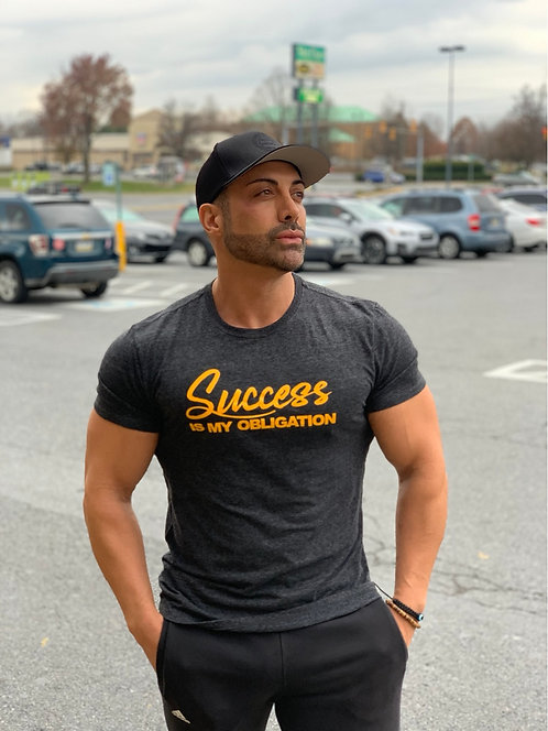 Success tri blend tee