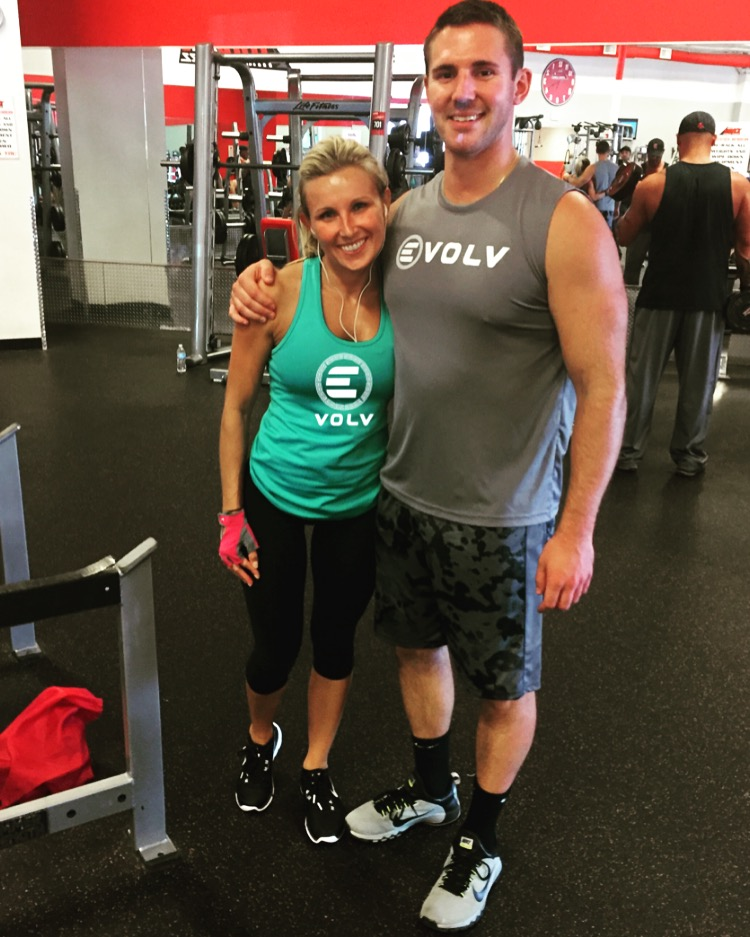 Love Seeing Couples Train Together