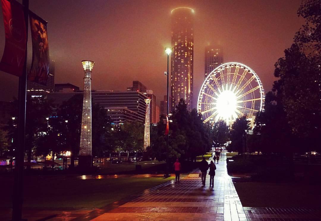 Atlanta, October 2017