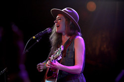 Megan Slankard at The Troubadour