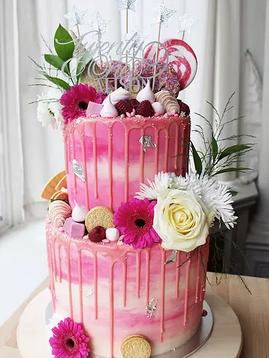 Massive Two-Tier Cake — £225