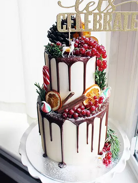 Two-Tier Cake — £95