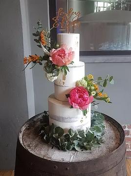 Massive Three Tier Cake — £300