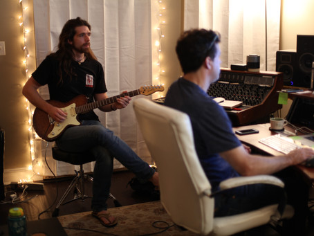 Ryan. 10 hours on the guitar.