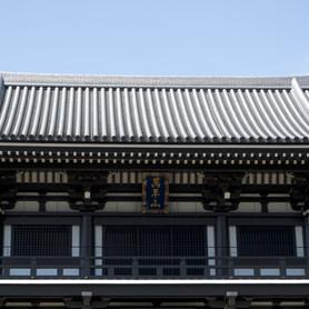 青松寺山門