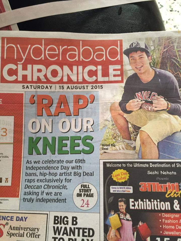 Hyderabad Chronicle