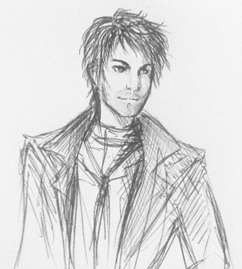 Sketch of Ray Mandibula