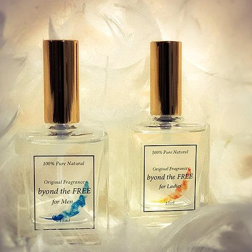 Original Fragrance 15ml:beyond the FREE