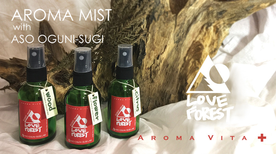 LOVE FOREST Aroma Mist