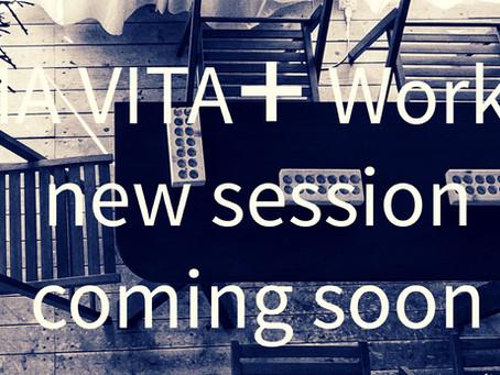 AROMA VITA+では新たなセッションを開始します‼️