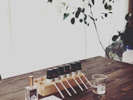 *誰かのために香りのGift。思いを込めた手作りOriginal Fragranceいかが!