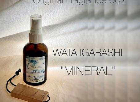 *ko-ra-ko・TATENO第2弾の特別な香り。26日販売開始予定!!