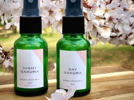 *インドア花見に DAY SAKURA/NIGHT SAKURAはいかが!