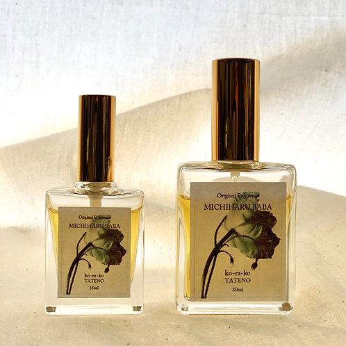 Original fragrance :001  MICHIHARU BABA 15ml・30ml