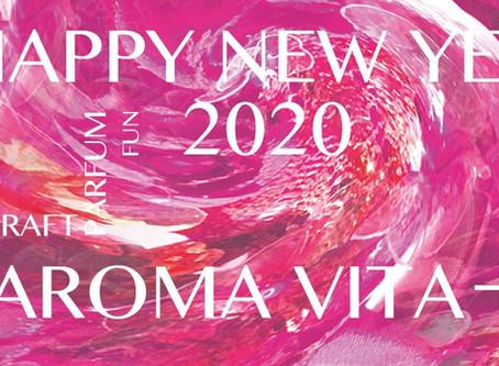 2020 明けましておめでとうございます。