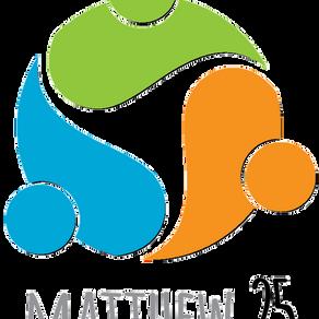 Lenten Study on Mathew 25