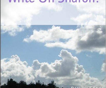 Write on Sharon