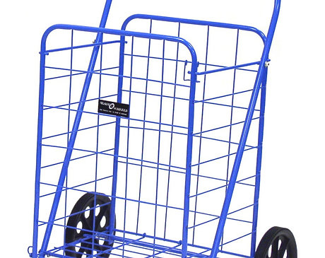 Easy Wheels Jumbo-A Blue