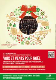 Voix et vents pour Noël