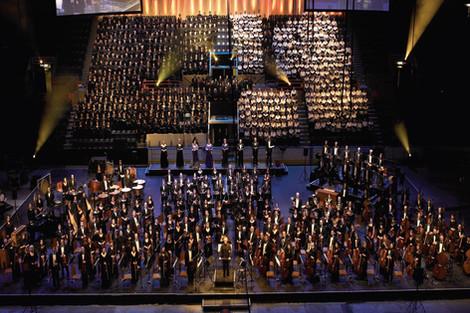 La 8e symphonie de Gustav Mahler