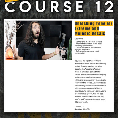 EVI Now: Course 12 is live!